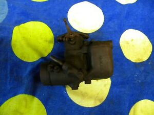 1928 1931 Ford Model A Carbuertor Zenith Parts Lot