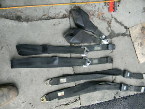 1971 Barracuda Challenger Seat Belts Originals With Tags