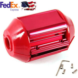 Car Suv Red Magnetic Gas Fuel Saver Economizer Engine Protect Reduce Emission