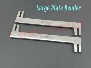 Orthopedic Plate Bender Heavy Duty Veterinary Surgical Instruments