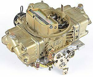 Holley 0 80783c Vacuum Secondary 650 Cfm Carb