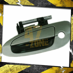 For 2003 Nissan Altima Outside Door Handle Front Left Driver Side Green Dy2