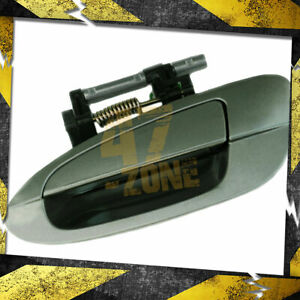 For 2003 Nissan Altima Outside Door Handle Rear Left Driver Side Green Dy2