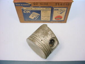 Austin Maxi 1750 Nos Engine Pistons 040 New