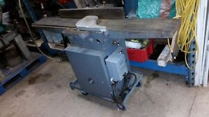 Rockwell Delta 37 315 8 Woodworking Jointer 3 Phase