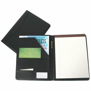 Padfolio Ring Binders Royce Leather Portfolio Padfolio With Inserted Note And