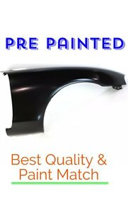 New Pre Painted Passenger Rh Fender For 1999 2005 Mazda Miata W Free Touch Up