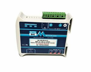 Measurelogic Dc Submeter For Hall Effect Current Sensing W Remote Modbus