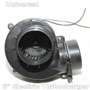 Car Electric Turbocharger supercharger Cold Air Intake Generator 3 Applications