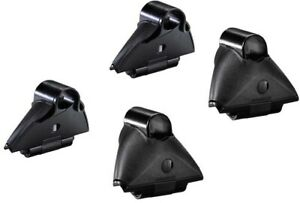 Yakima Control Towers 00214 4 Pack Rooftop Rack System Track Or Fixed Points