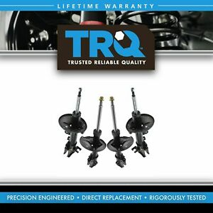 Trq Front Rear Shock Absorber Strut Kit Set Of 4 New Fits 00 06 Elantra New