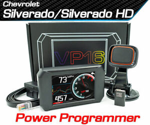 Volo Chip Vp16 Power Programmer Performance Race Tuner For Chevy Silverado hd