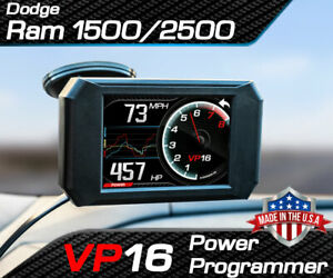 Volo Chip Vp16 Power Programmer Performance Race Tuner For Dodge Ram 1500 2500