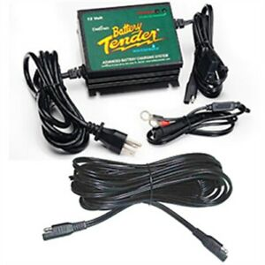 Battery Tender 022 0158 1k Battery Tender Charger Cable Kit Includes Battery