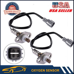 2x O2 Oxygen Sensor Upstream Downstream For Toyota 4runner Pickup Tundra Tacoma