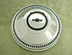 1967 Chevrolet Hubcap Dog Dish 67 Chevy