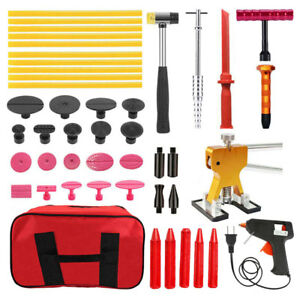 Auto Body Paintless Dent Repair Puller Hammer Lift Removal Tool Kit Us Store