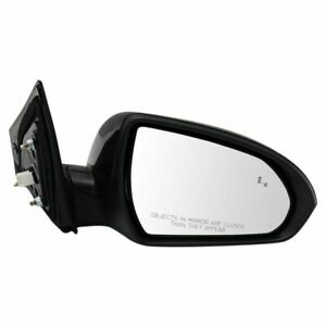 Door Mirror Power Heated Blind Spot Detection Paint To Match Rh For Hyundai New