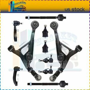 Fits For 1996 2000 Plymouth Breeze New 10pieces Lower Control Arm Ball Joint Kit