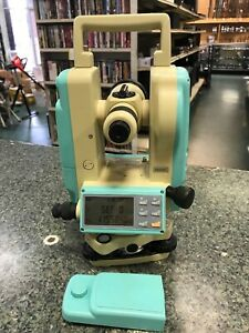 Leica Ldt 05 Digital Theodolite With Carrying Case