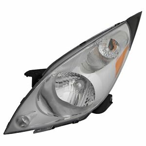 2013 2015 Chevrolet Spark Driver Left Halogen Headlight Lamp Assembly Nsf