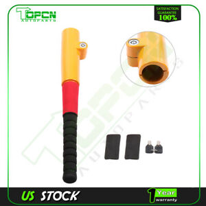 Universal Car Steering Wheel Lock Vehicle Security Keyed Lock Anti Theft 2 Keys