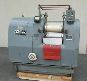 EEMCO Two Roll Lab Mill 6