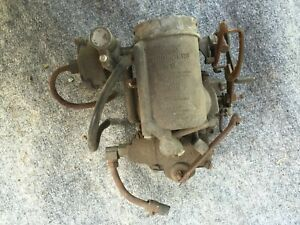 53 54 55 56 57 Studebaker Ww Stromberg Bendix Side Draft Carburetor 1953 1956