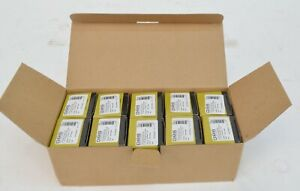Lot Of 10 New Gms M118 kw 4 st a2 1 1 8 Kwikset 1176 Mortise Cylinder W Keys