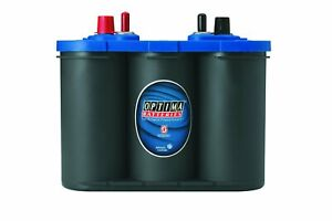 Optima 8006 006 Group 34m Blue Top Marine Battery
