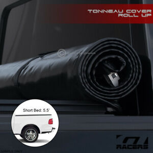 For 2001 2003 F150 Super Crew Cab 5 5 Short Bed Lock Roll Soft Tonneau Cover