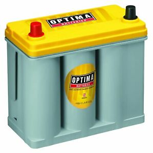 Optima 8071 167 Group D51 Yellow Top Battery