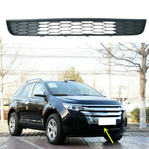 For Ford Edge 2 0 3 5 2011 2014 Black 1pc Front Grille Lower Part Vent Trim