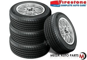 4 Firestone All Season 225 65r17 102t Quality Performance Tires