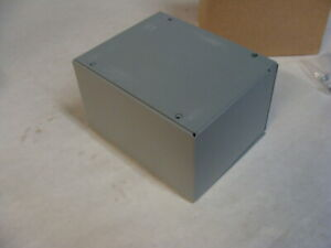 Hammond 1415b Electrical Wiring Utility Case Enclosure New In Box