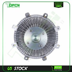 Cooling Fan Clutch Electric Fits 05 14 Nissan For Frontier 4 0l V6