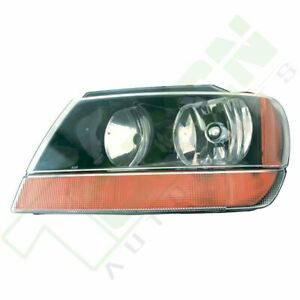 333 1144l Asd For Jeep 1999 2002 Grand Cherokee Laredo Left Lamp Replacement