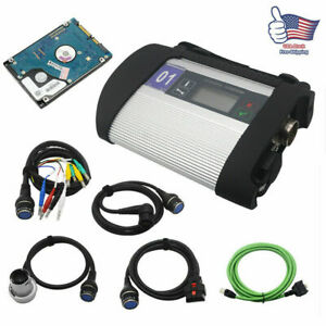 Mb Star C4 Sd Connect 4multiplexer Diagnostic Tool Software For Mercedes Benz Us