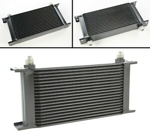 19 Row Universal Alloy Racing Engine Transmission Oil Cooler An10