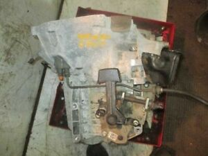 2 0l 5 Speed Manual Transmission For 12 15 Ford Focus