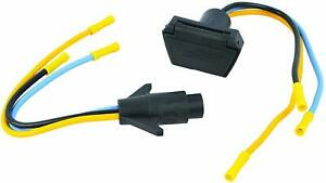 Attwood 7622 7 3 wire Electrical Replacement 10 Gauge Trolling Motor Connector