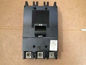 Square D 997327 Ml3 225 Amp 600 Volt 3 pole Breaker