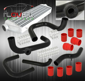96 00 Civic D15 D16 Bolt On Upgrade Piping Kit Fmic 28 X 7 X 2 5 Intercooler