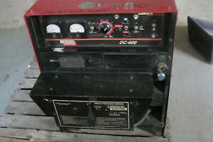Lincoln Electric Welder Dc 600 230 480