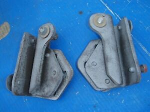 Pontiac 61 62 Chevy Buick Oldsmobile Convertible Top Mounts Cadillac 1961 1962