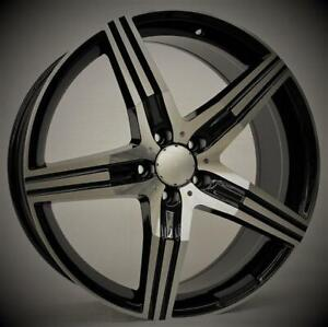20 Wheels For Mercedes S class Coupe S560 S63 staggered 20x9 10