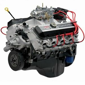Chevrolet Performance 19331579 Zz502 502 Deluxe 502ci Engine 508 Hp 5200 Rpm 5