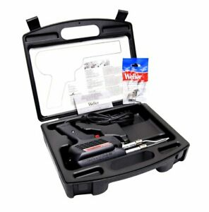 Weller 260 watt 200w Professional Soldering Gun Kit With Three Tips And Solder