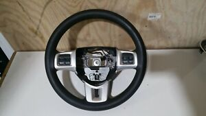 2011 2012 2013 2014 2015 Dodge Charger Steering Wheel Black Oem