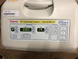 Thermo Scientific Cytospin 4 Centrifuge With Rotor